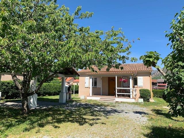 Maison indépendante à Tarascon sur Ariège