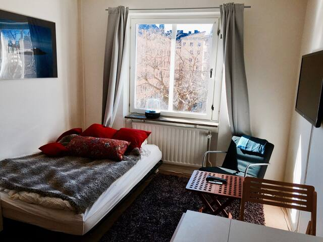 Cozy apartment in city center - Stoccolma - Appartamento