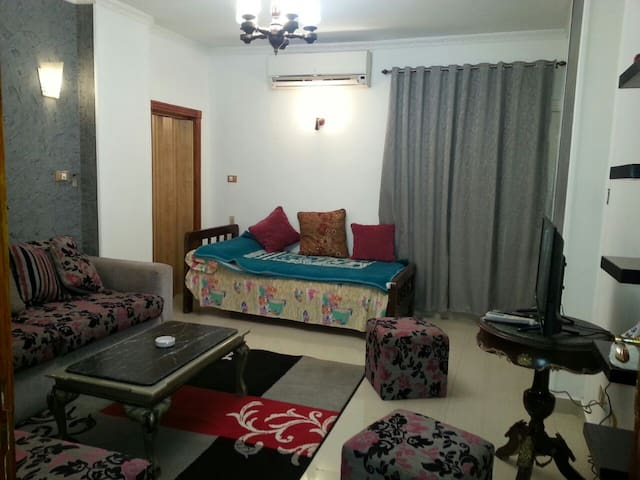 Cairo-Nasr City-Fully Furnished Apartment