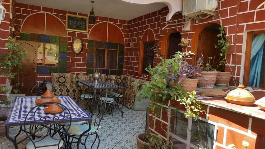 La Maison D'Houte El Casabah Riyad