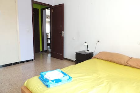 2Room near city center and beach