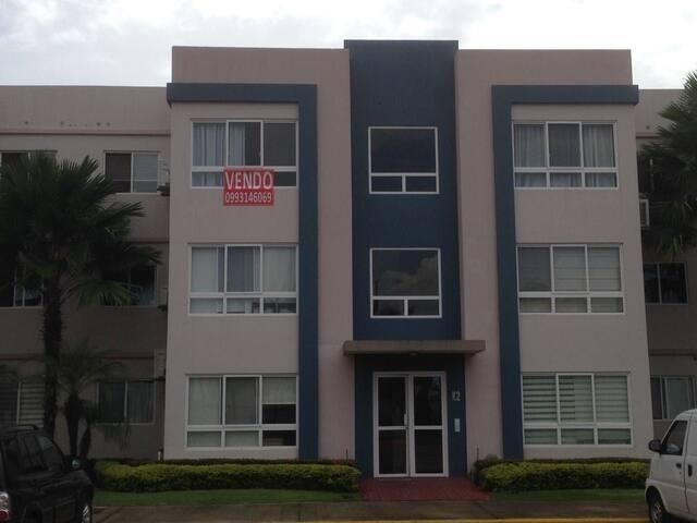 Apartamento muy confortable - Guayaquil - Lejlighed