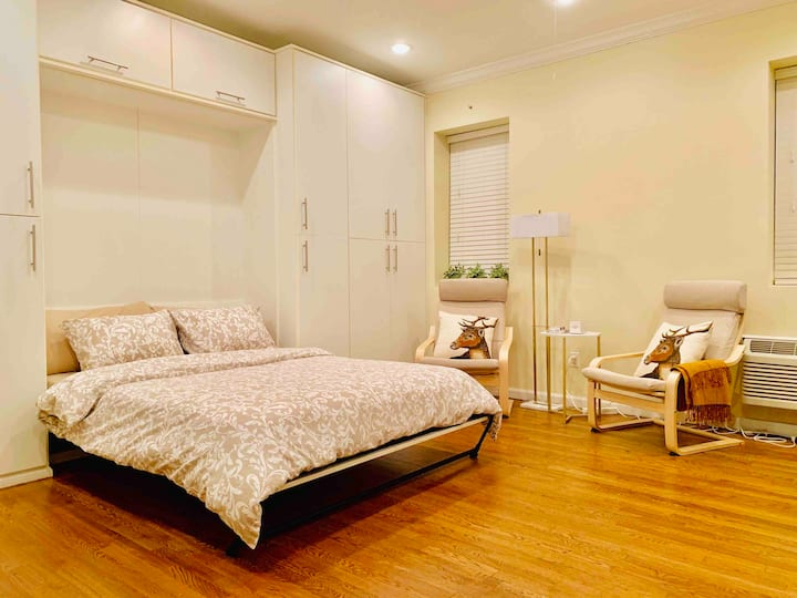 Convenience & Comfort Near NYC with Outdoor Patio