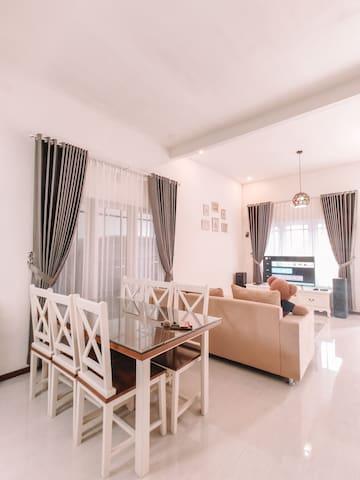 Efik villa 3 Dieng