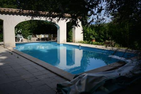 Appartement dans magnanerie en Drôme Provençale - Saint-Maurice sûr Eygues