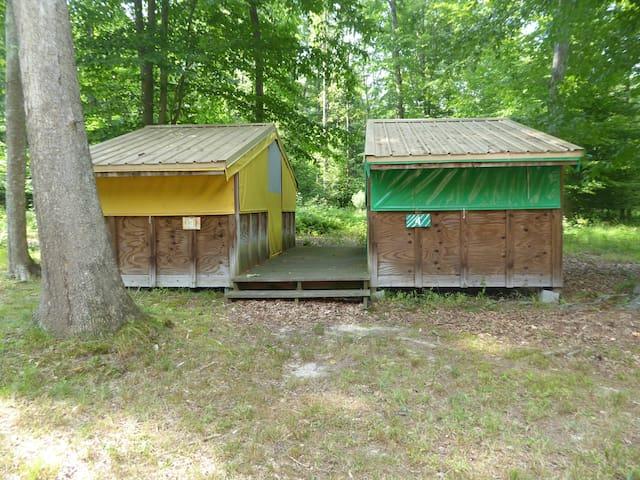 Camp Golden Pond - Serendipity Tabins 3&4