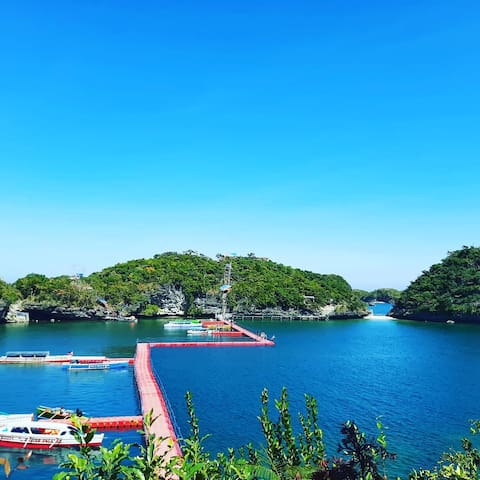 Hundred Islands Accommodations - Racho's Guest Hou