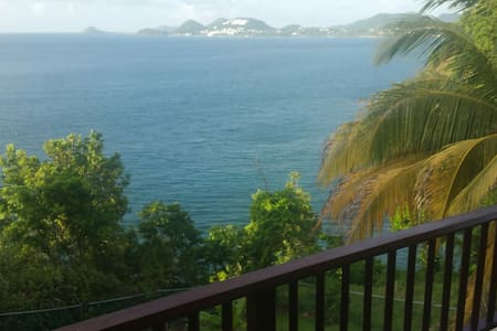 Sérénité Vigie Saint Lucia Limited - Bed & Breakfast