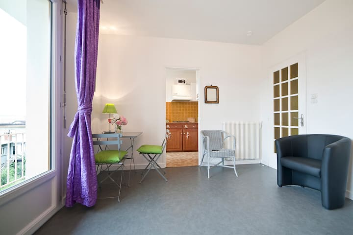 STUDIO PLEIN CENTRE AVEC PARKING - Brive-la-Gaillarde - Apartment