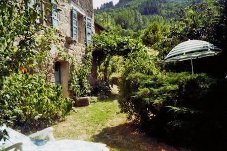 maison en pierre typique - Saint-Martin-de-Valamas - Dům