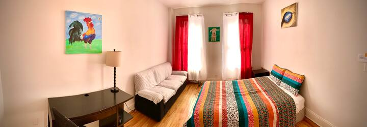 Private & Spacious Bedroom in UES Manhattan NYC