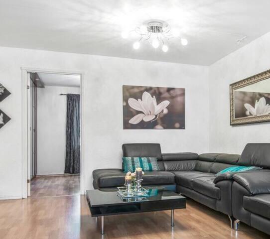 En koselig 4-roms leilighet ledig i Oslo