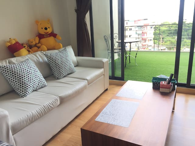 Cozy Duplex Room - Hat Yai - Condominium
