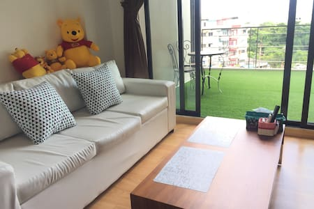 Cozy Duplex Room - Hat Yai - Appartement