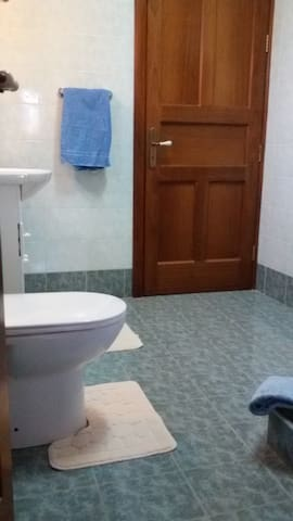 Private Bathroom (shower)