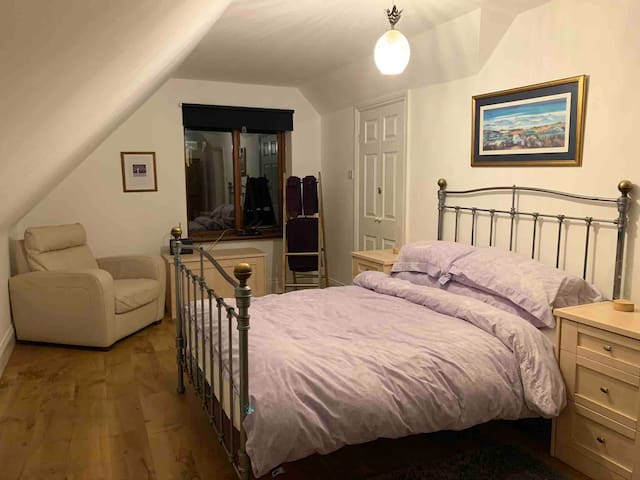 Double room only available with another booking
