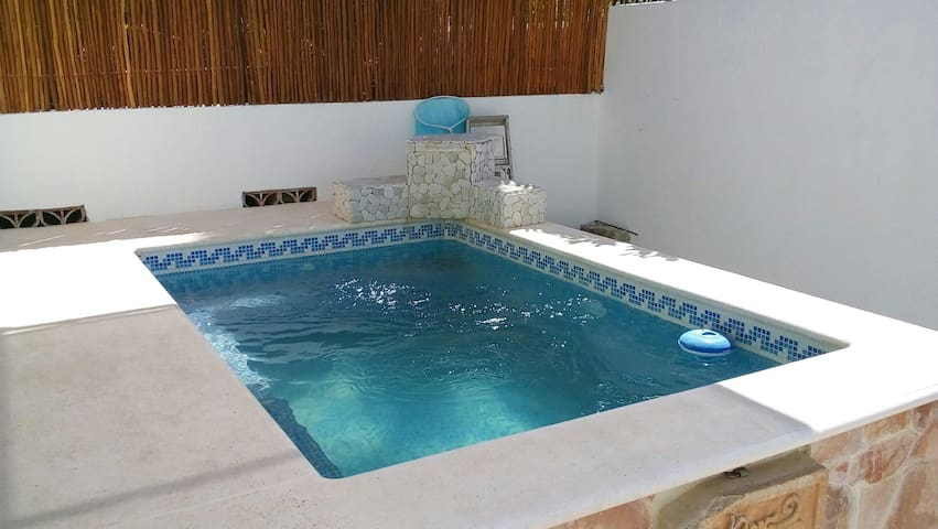 Nice house, 4 pax, 5 mins to Xcacelito beach - Chemuyil - House