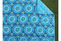 Outdoor blanket for a day at Cumberland park or concert at nearby Ascend!