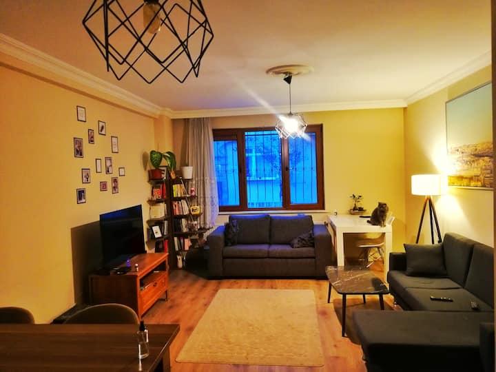 İstanbul Şişli Bomonti Kiralık Oda