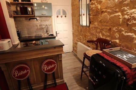 Charming Studio In Ile Saint Louis - Paryż - Apartament