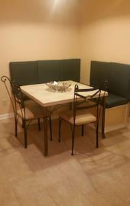 Terrace level suite Conyers (Basement Apartment)