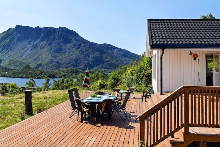 4 star holiday home in Hennes