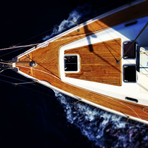 Stay on an awesome Sailboat! - Athina - Bateau