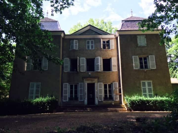 Château Monvallon: La vraie sérénité hors du temps
