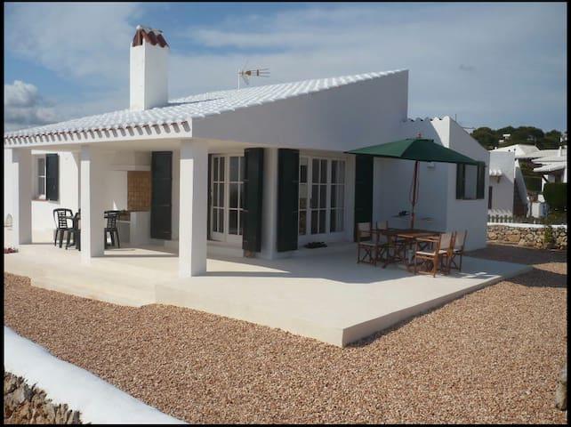 Casa a primera linea de mar - Binibequer - Ev