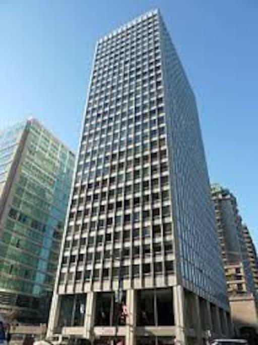 Le Cartier Building