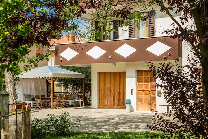 PET-FRIENDLY HOUSE  nonna Piera