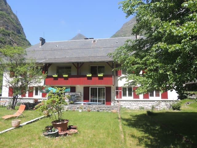 A la porte du cirque de Gavarnie - Gèdre - Apartamento