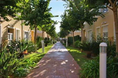Residencial tranquilo y acogedor - Platja de L'arenal