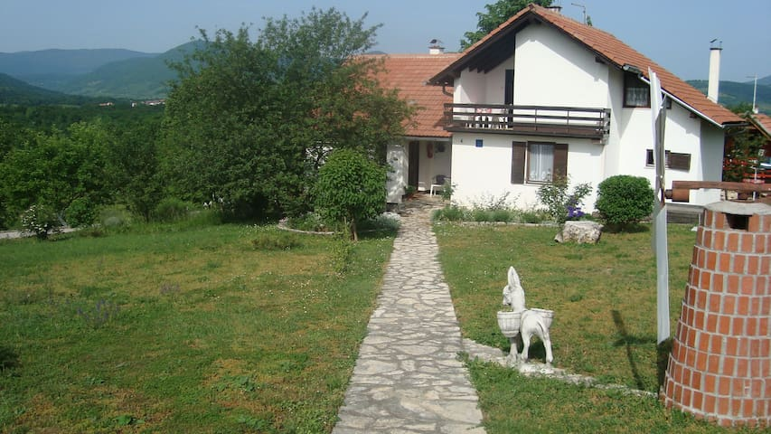 Countryside House Jandric - Drežnik Grad - House