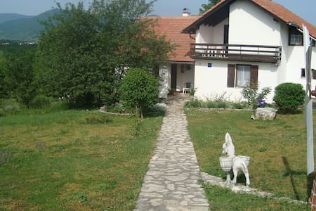 Countryside House Jandric - Drežnik Grad