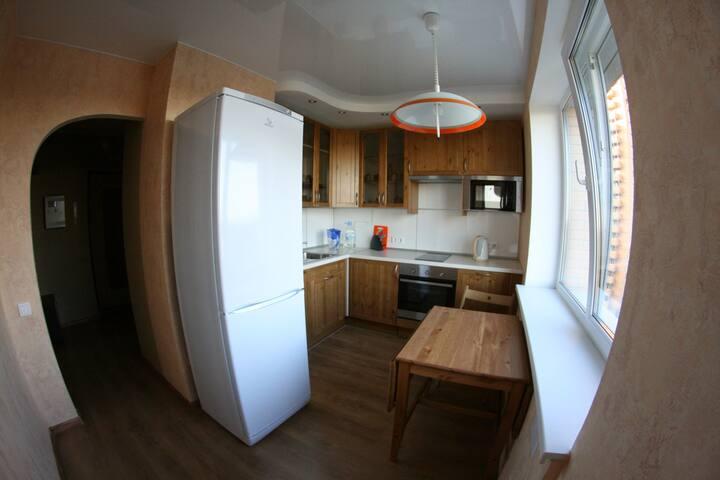 Уютная квартира рядом с метро - Санкт-Петербург - Apartment