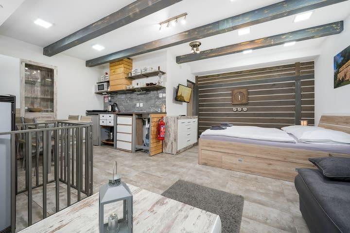 Apartma SunGarden Liberec No.1