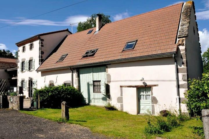 Appartement d'hôtes Saint Nectaire - Chiens Admis