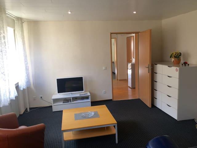 Geräumige Wohnung mit allen Annehmlichkeiten - Kleve - Apartment