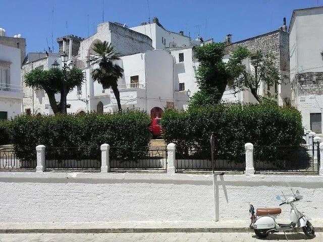 Charming apartment in the old town - Ceglie Messapica - Apartamento