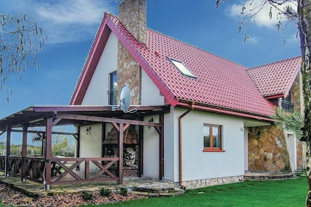 Holiday cottage with 3 bedrooms on 120m² in Jedwabno
