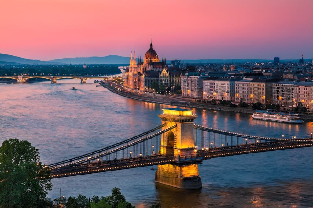 our beautiful city - Budapest
