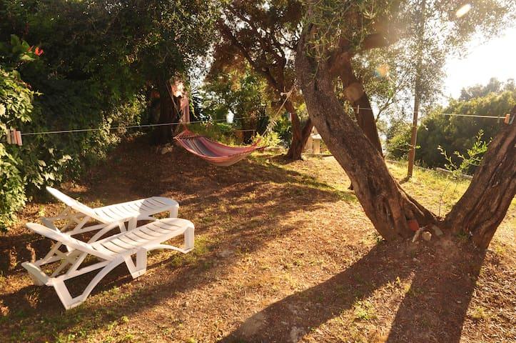 Kontoyalos Studio, Pelekas beach Corfu