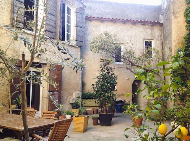 maison au coeur de la ville - Saint-Rémy-de-Provence - Haus