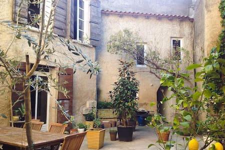 maison au coeur de la ville - Сен-Реми-де-Прованс