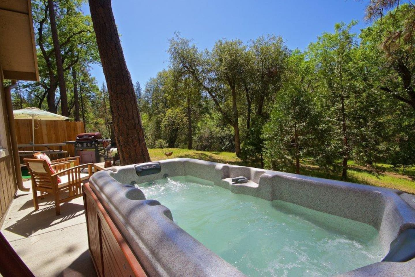 natures nook 15 miles to yosemite flats for rent in oakhurst
