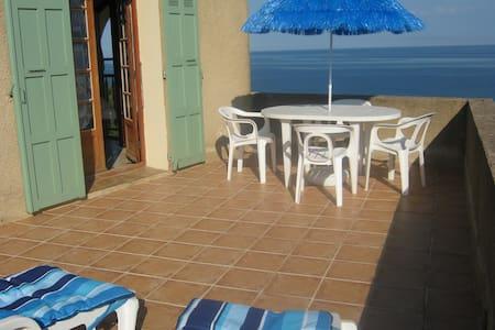 T2 90m² vue mer - Marine de Davia - Corbara