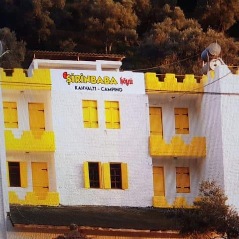 Şirinbaba Köyü