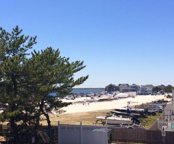 Beach/Bay condo in Seaside Park - Seaside Park - Casa