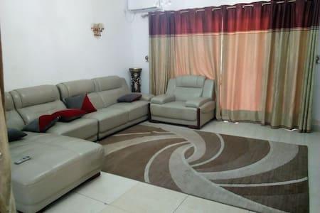 Appartement meublé centre ville de Brazzaville